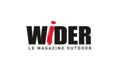 PRESSE | Wider Magazine parle de nous
